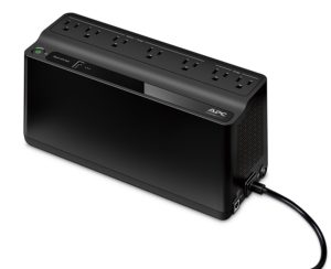 APC Back-UPS 600VA UPS Battery Backup and Surge Protector