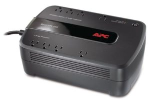 APC Back-UPS 650VA UPS Battery Backup and Surge Protector