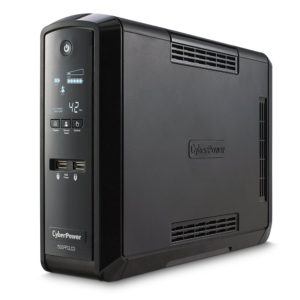 10 Outlets AVR Mini-Tower 850VA//510W CyberPower CP850PFCLCD PFC Sinewave UPS System