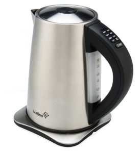 Ivation Electric Hot Water Tea Kettle