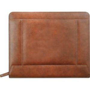 Cutter Buck Legacy leather Zippered Padfolio