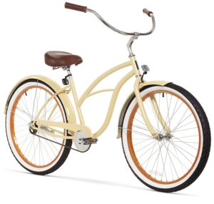 Sixthreezero women's 26 Inch beach Cruiser Bicycle