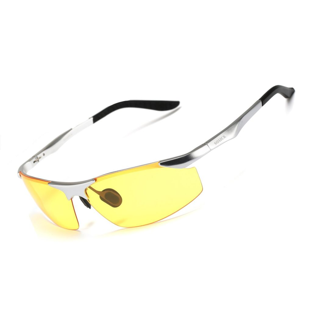 HD Metal Night Driving Polarized