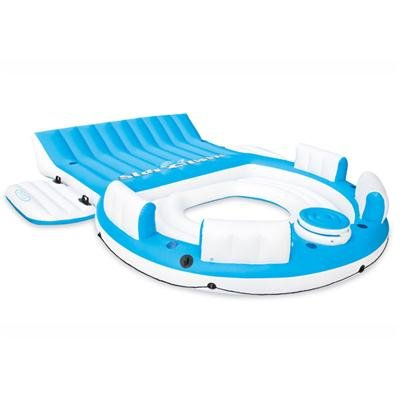 Intex Relaxation IslandLounge 6-Person Raft