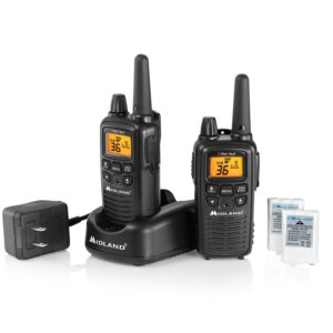 Midland LXT600VP3 36-Channel GMRS with 30-Mile Range