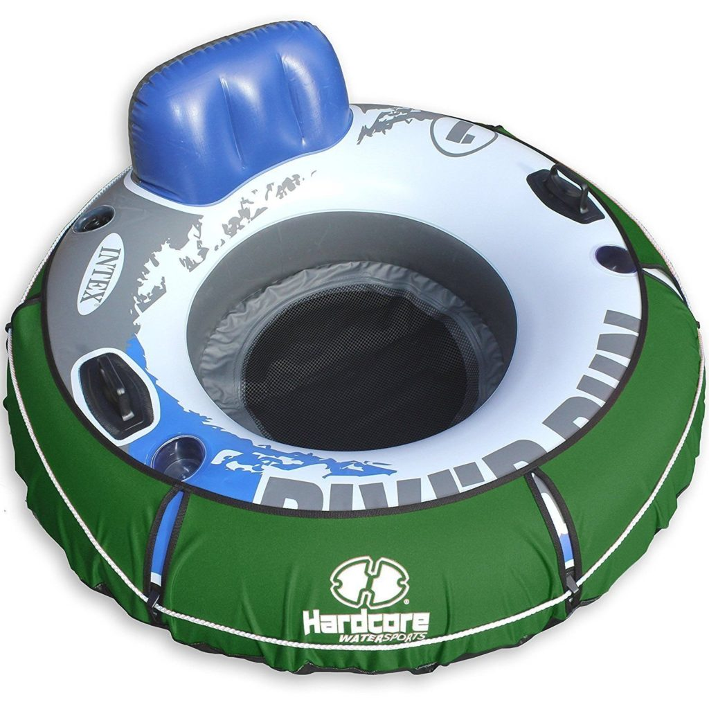 Hardcore Water Sports Heavy Duty Cover for Intex River Run Inflatable Float Tube