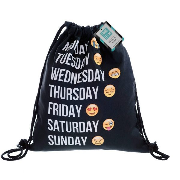Mani Gym Drawstring Backpack