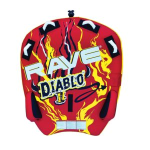 RAVE Sports 02318 Diablo II 2-Rider