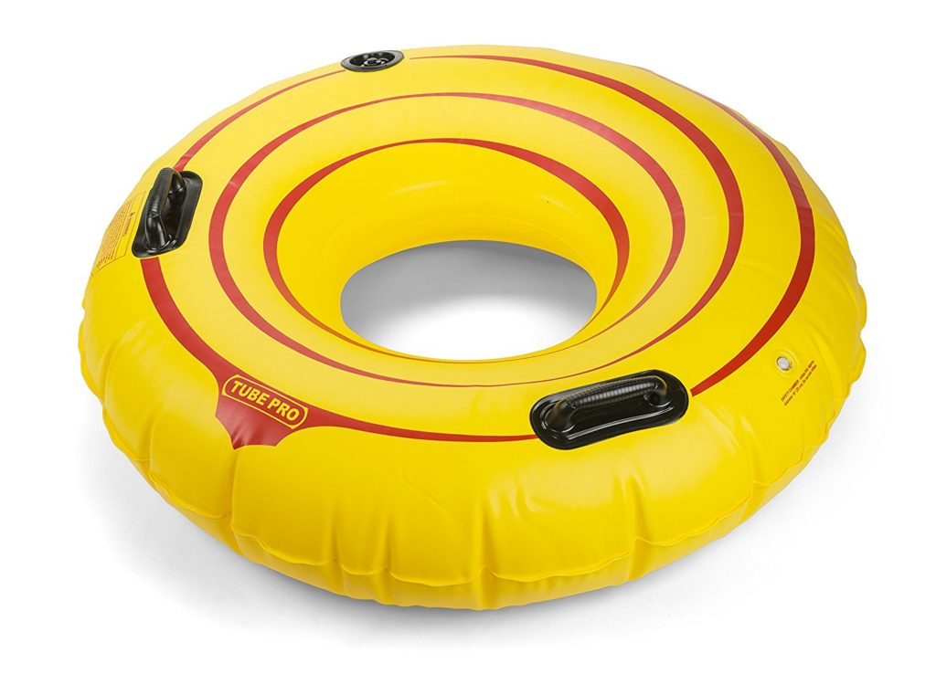 Tube Pro Yellow 48″ Premium River Tube With Handles