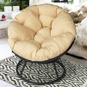 ART-TO-REAL-Papasan-Lounge-Chair-with-Soft-Cushion-Outdoor