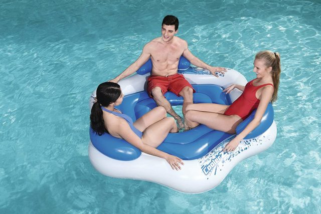 Bestway CoolerZ X3 Inflatable Island
