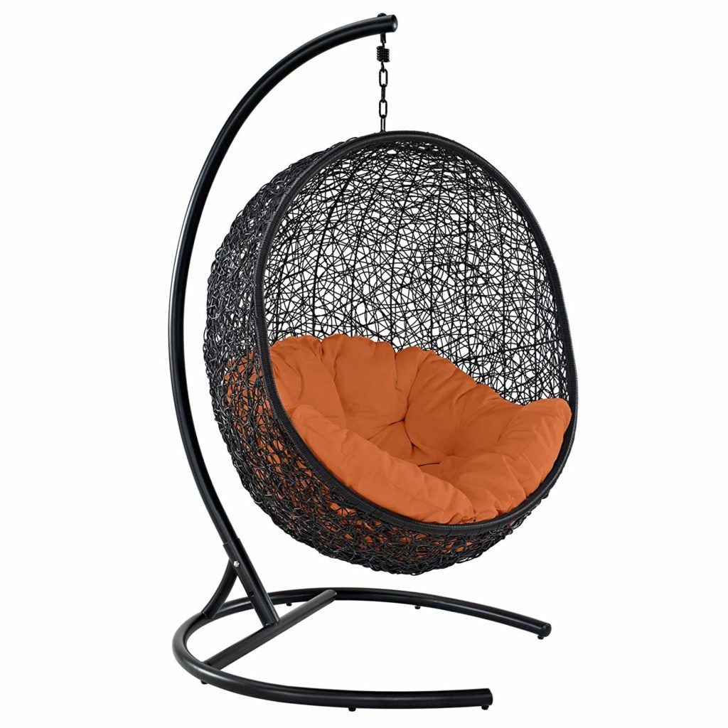 Modway Swing Patio Lounge Chair