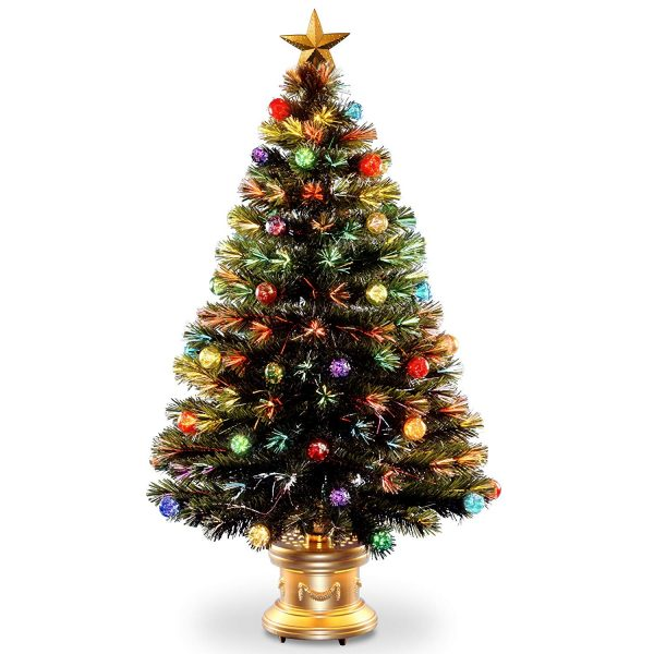 Why Do We Have Christmas Trees For Christmas: 10 Best Fiber Optic Christmas Trees To Buy For Eve 2019