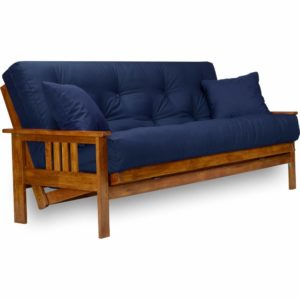 Stanford Futon Set - Full Size Futon Frame with Mattress Included