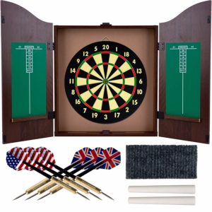 Trademark Gameroom Darts and Dartboard Sets – 28 Gram Tungsten Darts