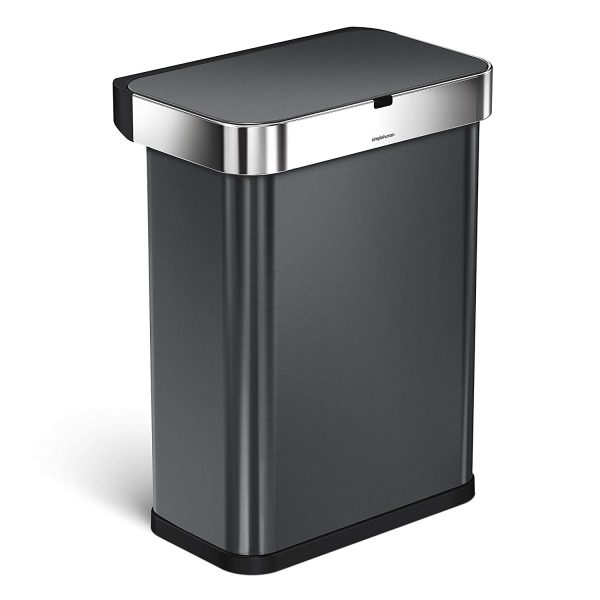 Automatic Sensor Touchless Trash Cans