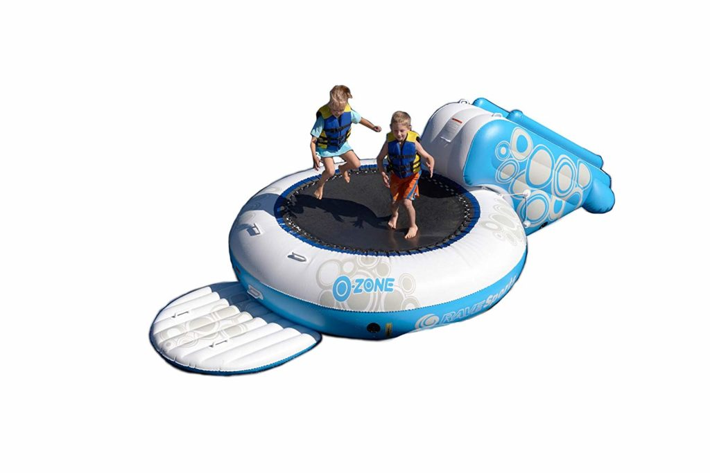 Rave O-Zone Plus Water Bouncer