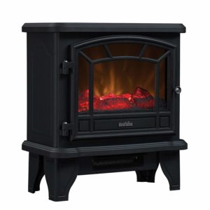 Duraflame DFS-550-21-BLK Maxwell Electric
