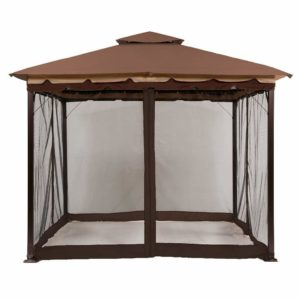 MASTERCANOPY Gazebo Mosquito Netting Screen Walls