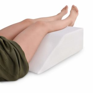 Abco Tech Elevating Leg Rest Memory Foam Pillow