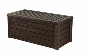 Keter Westwood Plastic Deck Storage - A Best Choice of The Outdoor Deck Boxes