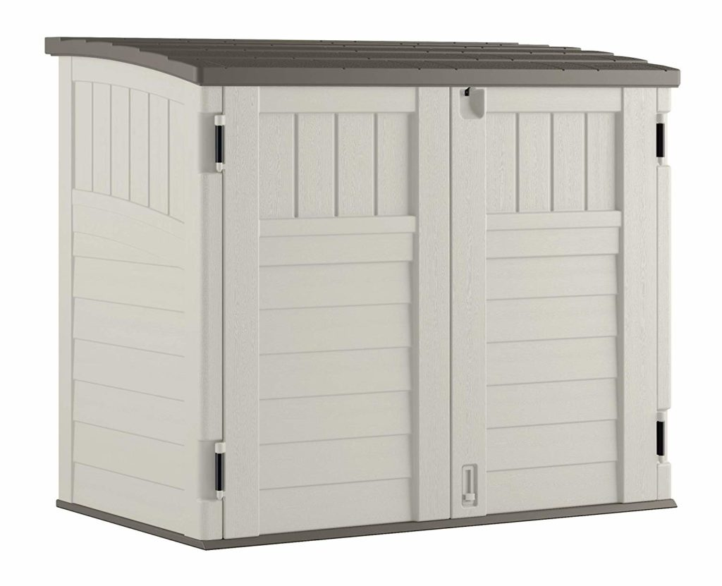 Suncast BMS2500 Horizontal Storage Shed