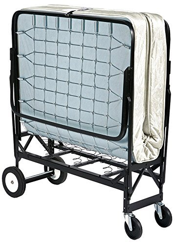 Wide Hospitality Folding Rollaway Bed