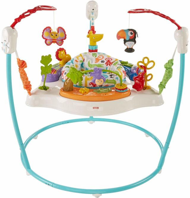 Fisher-Price Jumperoo - Animal Activity