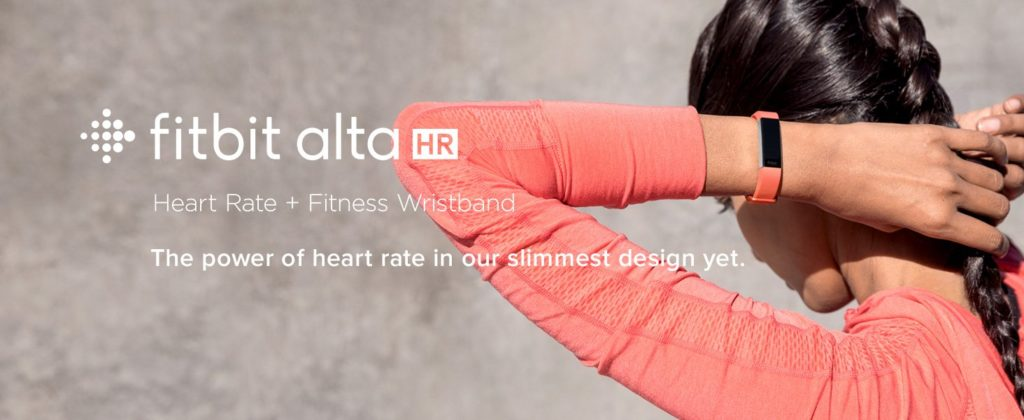 Fitbit Alta HR - A Best Fitness Tracker