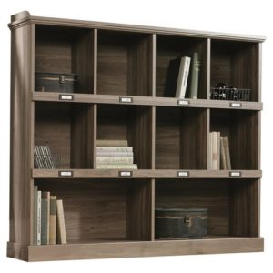 "Sauder Barrister Lane 47.52"" Bookcase Engineered Wood"