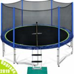 Zupapa Trampoline Review - The Newest Upgrade in 2020