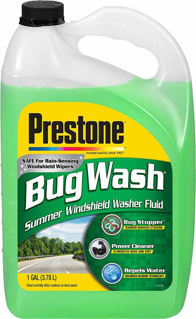 Prestone AS657 Bug Wash Windshield