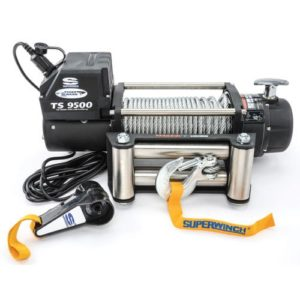 Superwinch 1595200 Tiger Shark 9.5 - One of the Best Car Trailer Winches