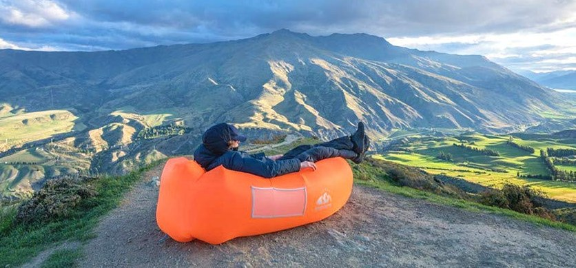 WEKAPO Inflatable Sleeping Air Bag