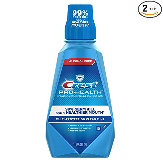 Crest Pro-Health Multi-Protection Alcohol Free