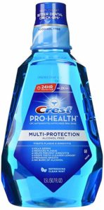 Crest Pro-Health Multiprotection Rinse-Clean