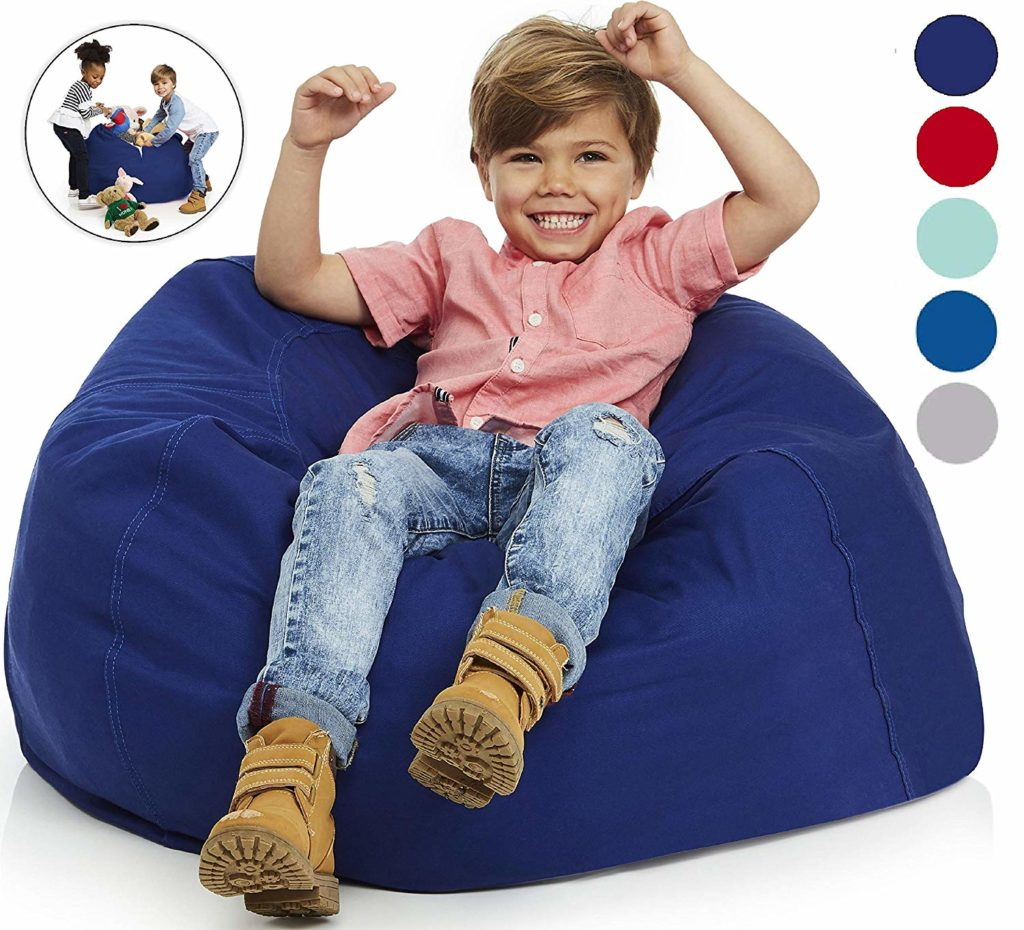 Peachy 12 Best Stuffed Animal Storage Bean Bag Chairs For Kids In 2019 Gmtry Best Dining Table And Chair Ideas Images Gmtryco