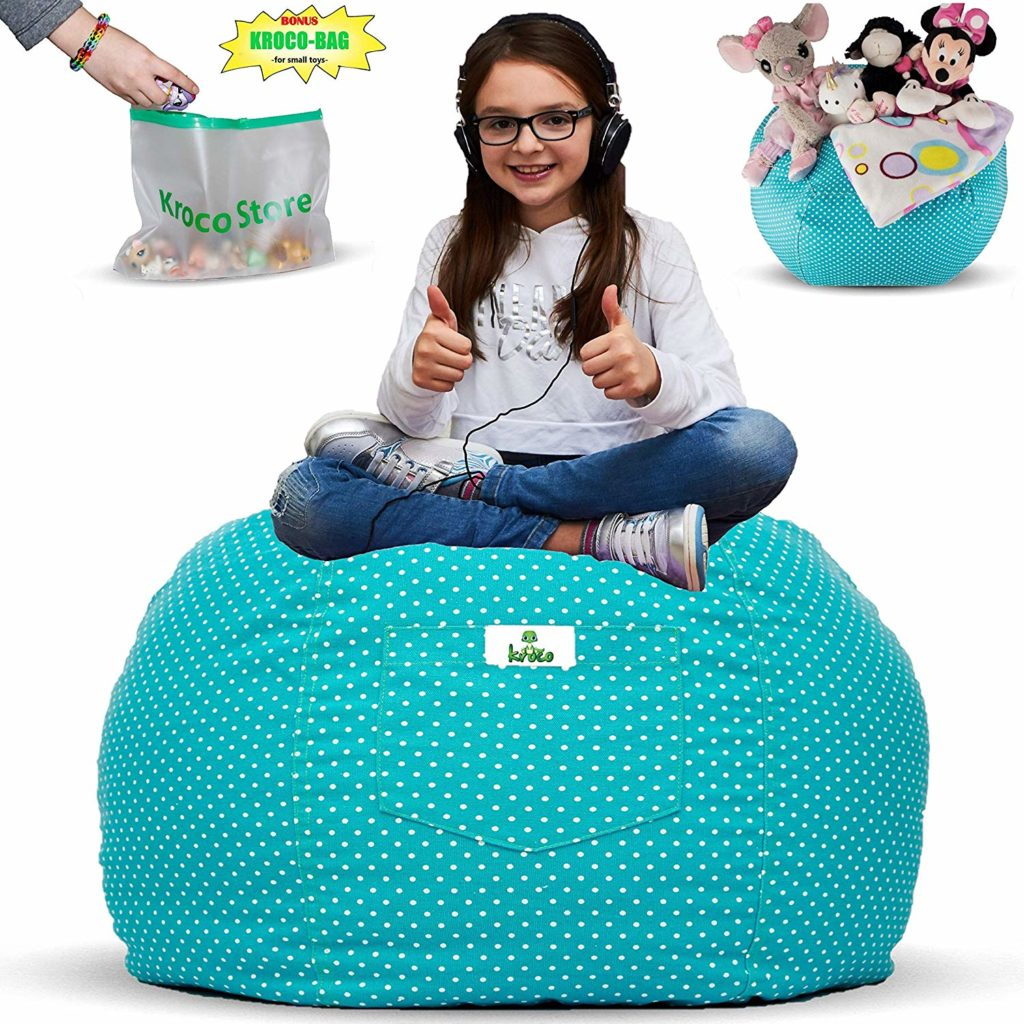 Terrific 12 Best Stuffed Animal Storage Bean Bag Chairs For Kids In 2019 Camellatalisay Diy Chair Ideas Camellatalisaycom