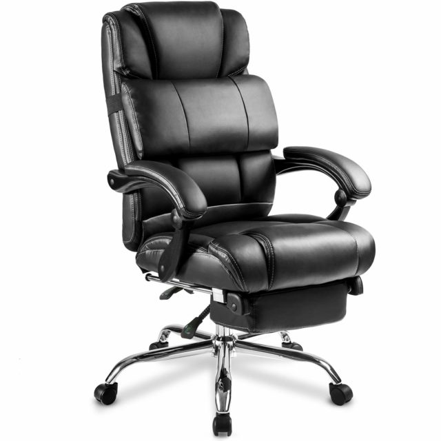 Admirable 12 Best Reclining Office Chairs With Footrest Of 2019 Machost Co Dining Chair Design Ideas Machostcouk