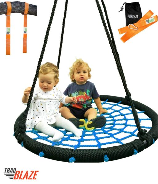 Trailblaze Giant Web Tree Swing
