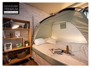 DDASUMI Warm Tent for Single Bed
