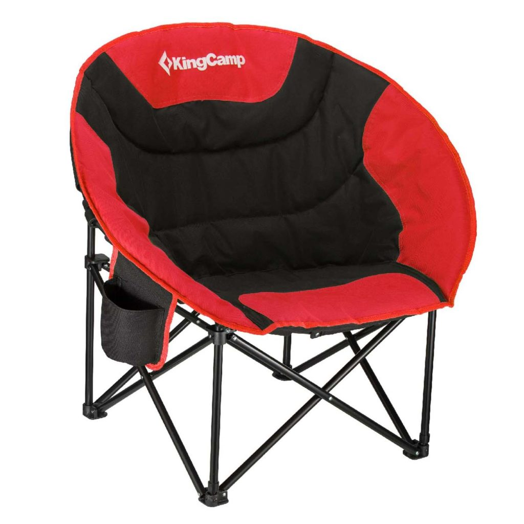 KingCamp Moon Saucer Camping Chair