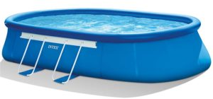 Intex 26193EH Oval Frame Pool Set with Filter Pump