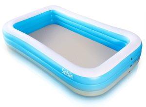 Sable Swim Center Family Inflatable Pool
