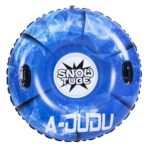 9 Best Inflatable Snow Tubes - For A Fun Snow Adventure