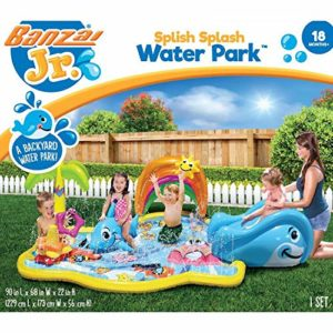 BANZAI Splish Splash Water Park