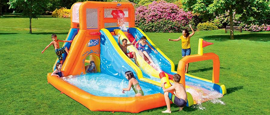 Bestway 53306E - One of the Best Inflatable Water Park