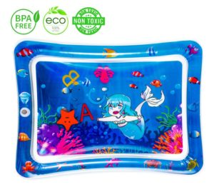 GETFUNNOW Inflatable Tummy Time Premium Water mat