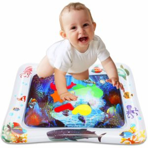 Mindscrio Inflatable Baby Water Mat