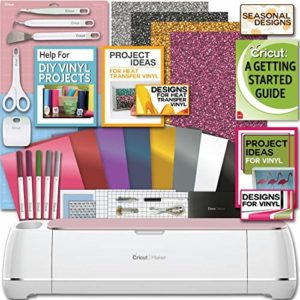 Cricut Maker Machine Bundle 1 Beginner